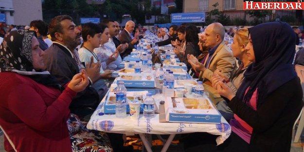 Büyükçekmece Ailesi, Ramazan'ı dolu dolu yaşıyor