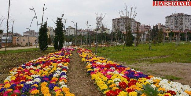 Büyükçekmece bahar mevsimine hazırlanıyor