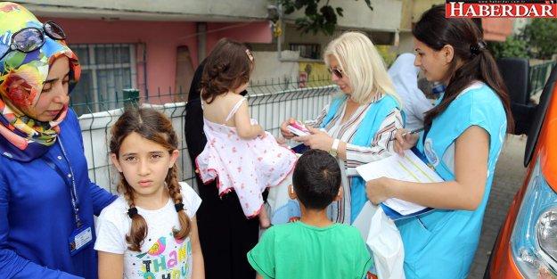 Büyükçekmece Belediyesi 10 bin 400 aileye kucak açtı