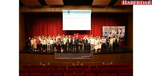 """Büyükçekmece Belediyesi 'Stratejik Plan"""" çalıştayını gerçekleştirildi"""