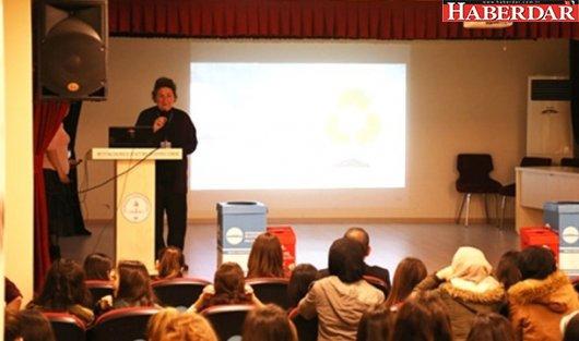 Büyükçekmece Belediyesinden Okullarda Çevre Bilinci Eğitimi