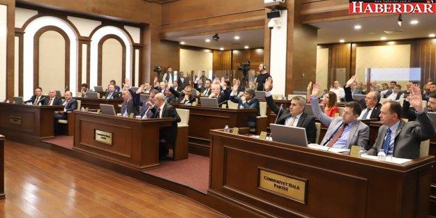 Büyükçekmece Belediyesi'nin 2018 yılı Faaliyet Raporu oy çokluğuyla kabul edildi.