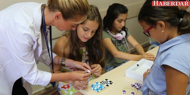 Büyükçekmece Belediyesi'nin yaz okullarına yoğun ilgi