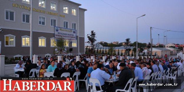 """Büyükçekmece Cemevi'nde 'Hoşgörü İftarı"""""""