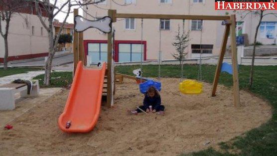 Büyükçekmece'de parklar yenileniyor