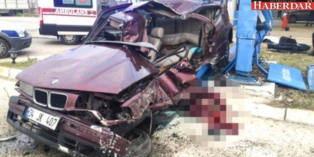 Büyükçekmece'de Trafik Kazası: 2 Ölü