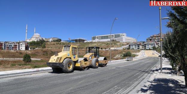 Büyükçekmece'den yeni devlet hastanesine giden yollar yenileniyor