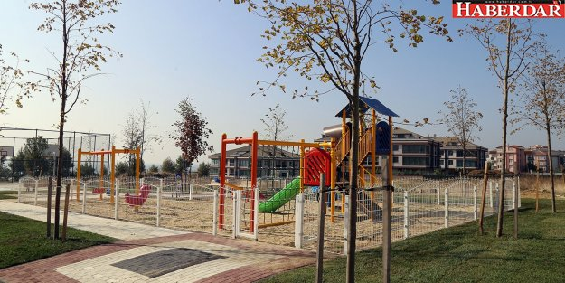 Büyükçekmece, İstanbul'un park zengini ilçesi