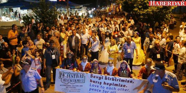 Büyükçekmece Kültür ve Sanat Festivali başladı