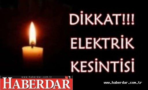 Büyükçekmece ve Esenyurt'ta elektrik kesintisi