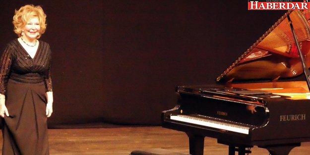 Büyükçekmece'de 3 gün süren piyano esintisi