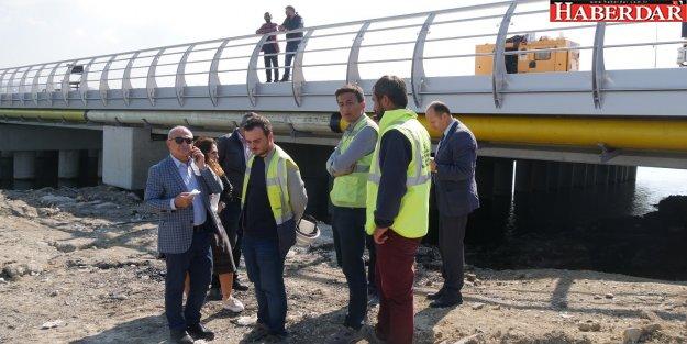 Büyükçekmece'de çöken köprü yeniden hizmete açılıyor