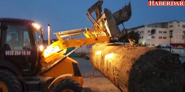 Büyükçekmece'de Kaçak Akaryakıt İstasyonuna Baskın: 450 Litre Yakıt Ele Geçirildi