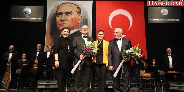 Büyükçekmece'de Türk sanat müziği ziyafeti
