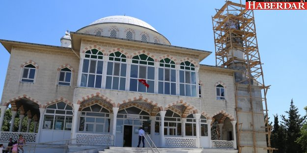 Büyükçekmece'nin camilerinde deprem önlemi