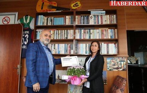 Büyükçekmece'ye bağışlanan 11 bin 500 kitap köy okullarına gönderilecek