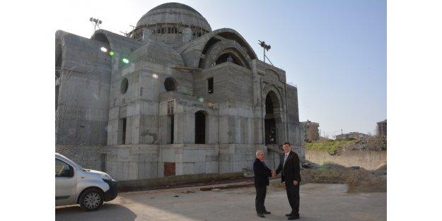 Büyükçekmece'ye yeni bir cami daha geliyor