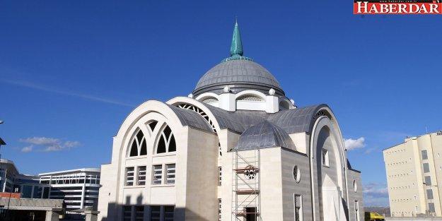 Büyükçekmece'ye yeni ve modern ibadethaneler