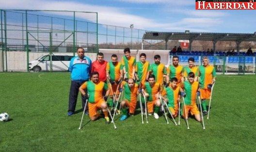 Büyükşehir Ampute, Esenyurt Engelliler Spor Kulübü ile Karşılaşacak