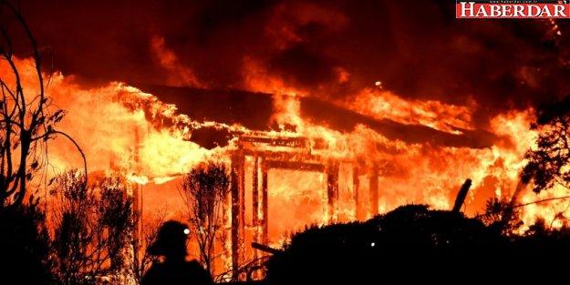 California hala yanıyor! 700 kişiden haber yok