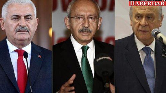 Çankaya Köşkü'nde üçlü güvenlik zirvesi