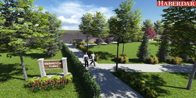 Çatalca Belediyesi 3.000 m² Yeşil Alanı Hizmete Açıyor…