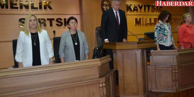 Çatalca Belediyesi Haziran Meclisi toplandı