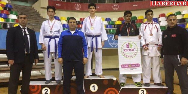Çatalca Belediyesi Karate Takımı Türkiye Şampiyonasına gidiyor