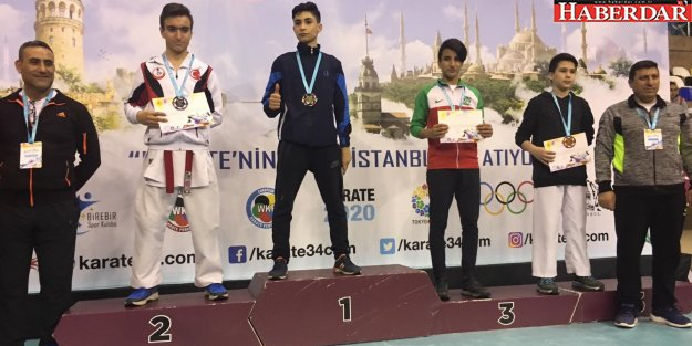 Çatalca Belediyesi Karate Takımından 10 Madalya