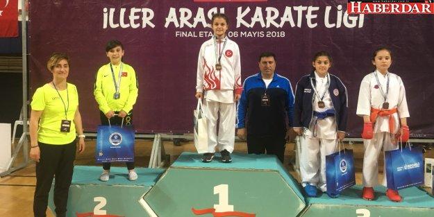 Çatalca Belediyesi Karate Takımından çifte başarı