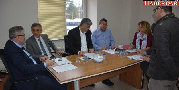 Çatalca Belediyesi'nde Taşeron İşçilerin Kadro Sınavı yapılıyor