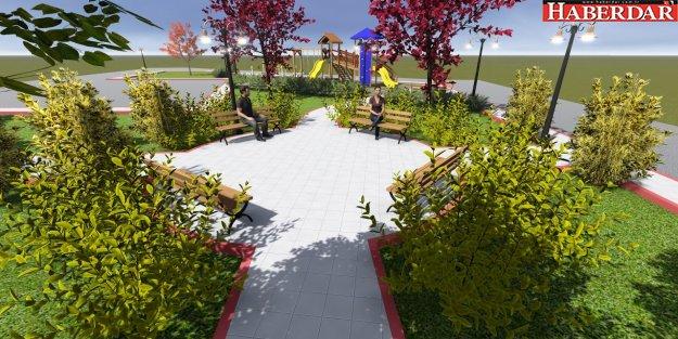 Çatalca Belediyesi 'Park' yapmaya devam ediyor