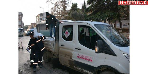 Çatalca Belediyesi Zorlu Kış Şartlarına Hazır