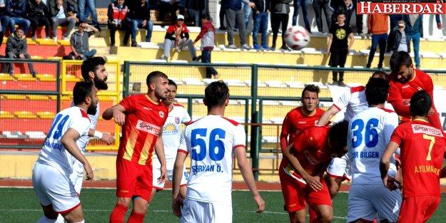 Çatalcaspor, Erbaaspor'a hazırlanıyor
