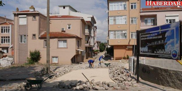 Celaliye Mahallesi'nin çehresi değişiyor