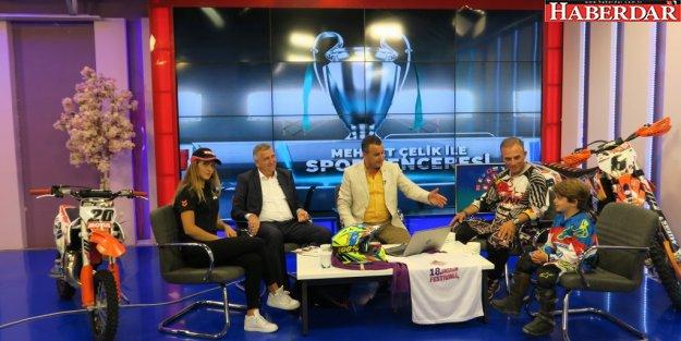 Cem Kara Motokros Türkiye Şampiyonası'na tüm motor severleri davet etti