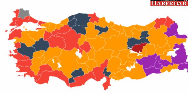 CHP artık sadece sahil kesiminde değil; İç Anadolu'da önemli yükseliş