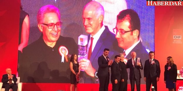 CHP Beylikdüzü İlçe Başkanlığı 2. Vefa Ödülleri