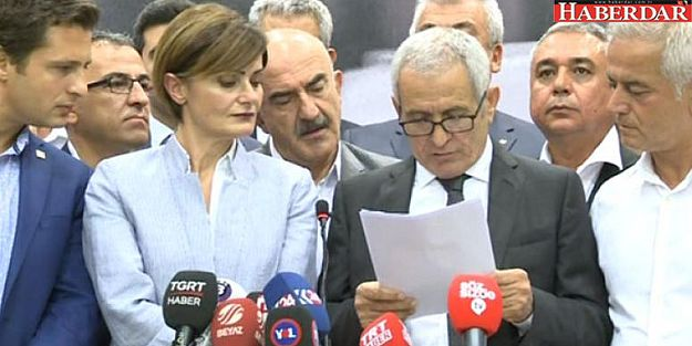CHP İl Başkanlarından kurultay açıklaması!