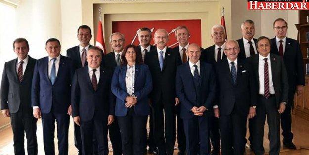 CHP'li 263 başkan Ankara'da buluşacak