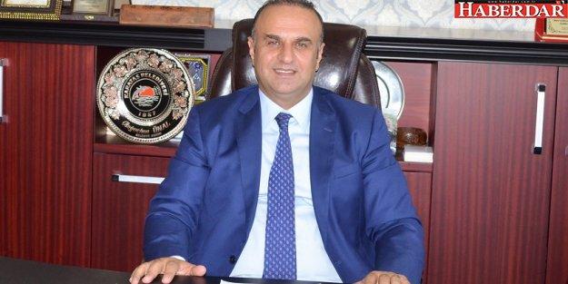 CHP'li belediye başkanının aracı takla attı!