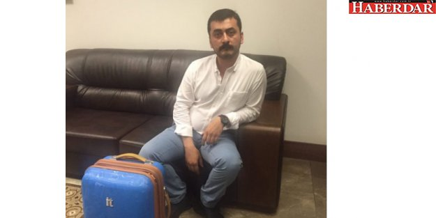 CHP'li Eren Erdem: Uçaktan indirildim