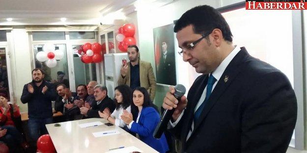 CHP'li Nas: Partimin başarısı için çalışacağım