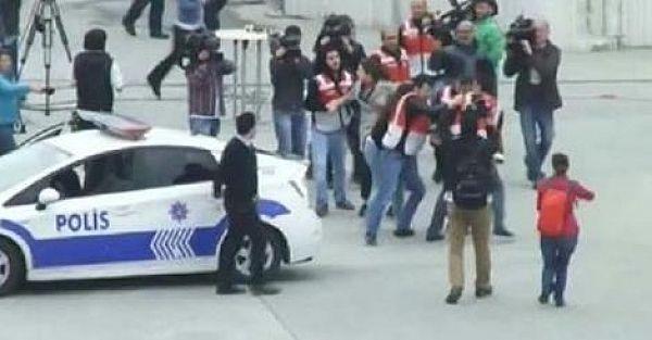 CHP'li vekile polis saldırısı