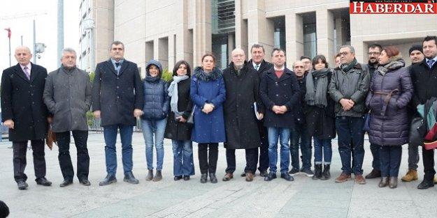CHP'li vekiller Uğur Mumcu ve Gaffar Okkan'ı andı