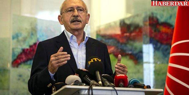 CHP Lideri Kılıçdaroğlu Saat 14.00'te Açıklama Yapacak