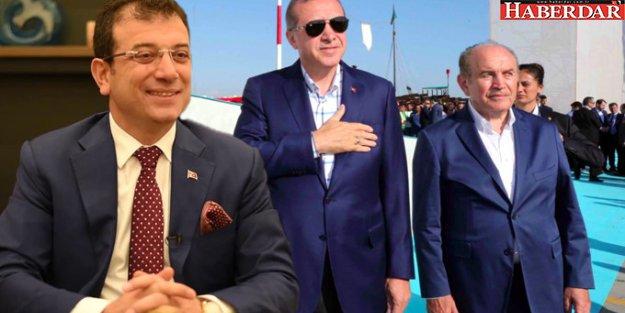 CHP'nin İstanbul Adayı Ekrem İmamoğlu, Erdoğan ve Topbaş'tan Görüşme Talep Edecek