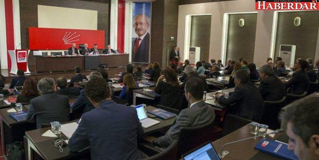 CHP Parti Meclisi'nden Cumhuriyet ve HDP Çağrısı: Derhal Son Bulmalı