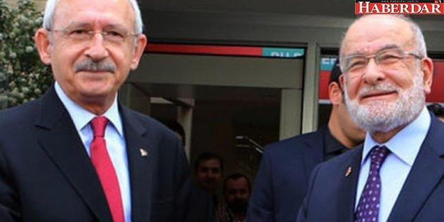 'CHP - Saadet görüşmesinin tarihi netleşti'