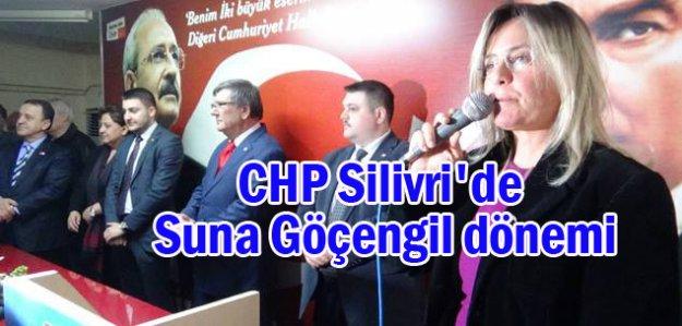 CHP Silivride Suna Göçengil dönemi